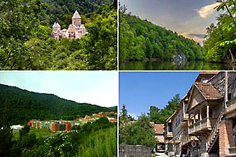 شهر دلیجان ارمنستان