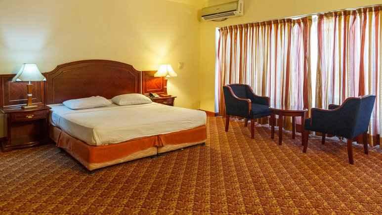 اقامت در هتل ارم کیش