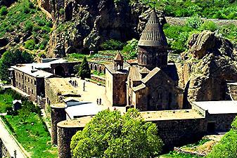 صومعه گغارد ارمنستان