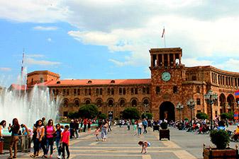 تور ارمنستان زمینی ویژه