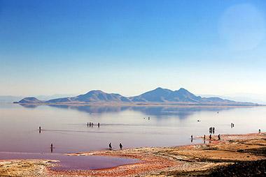 دریاچه ارومیه تور تبریز