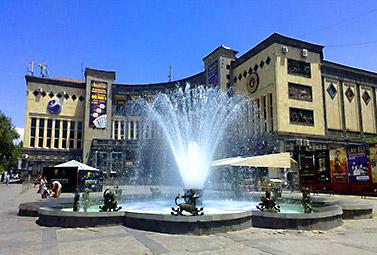 سینما مسکو ارمنستان