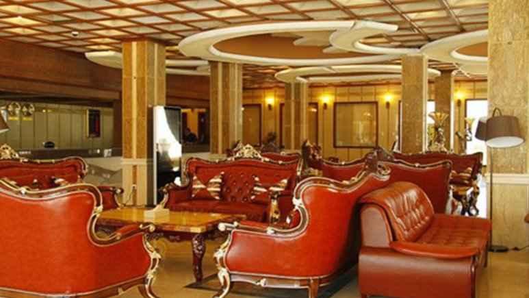 رزرواسیون هتل پارمیدا کیش