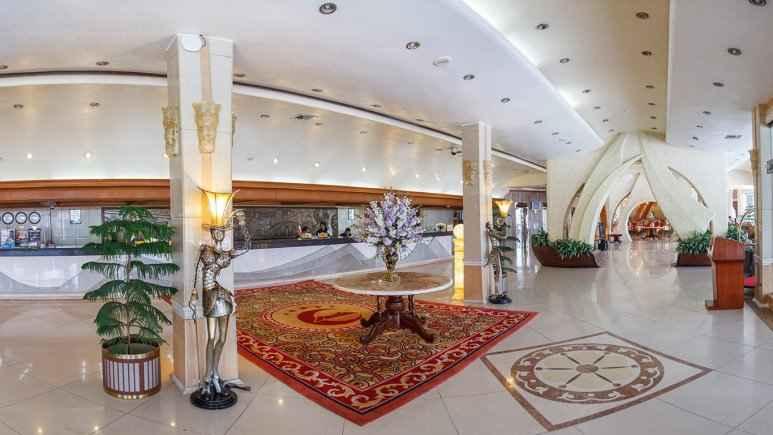 رزرواسیون هتل پارمیس کیش