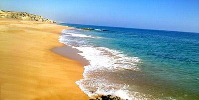 سواحل شنی چابهار
