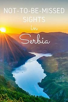 دیدنیهای تور صربستان