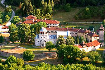 صومعه استادنیکا صربستان