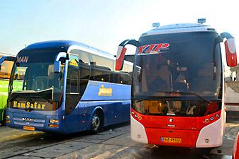 اتوبوس Vip تور