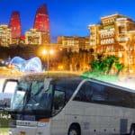 دیدار از باکو با سفرهای زمینی