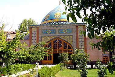 مسجد کبود ارمنستان