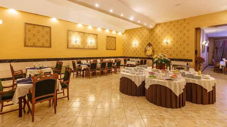 تور هوایی شیراز هتل آریو برزن