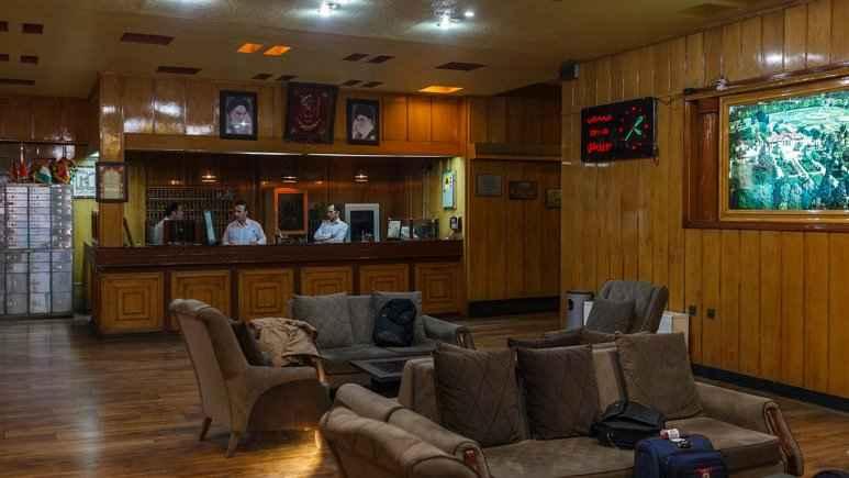 رزرواسیون هتل ارم شیراز
