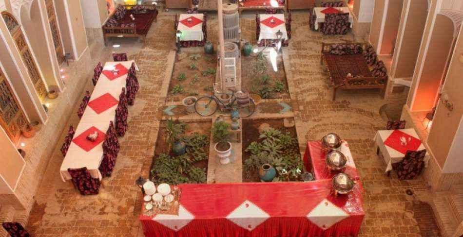 رزرواسیون هتل موزه فهادان یزد