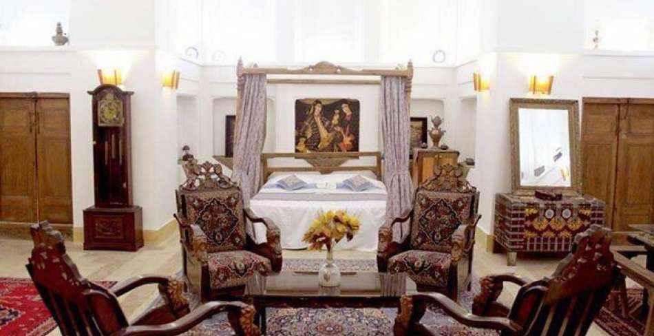 تور یزد هتل موزه فهادان یزد