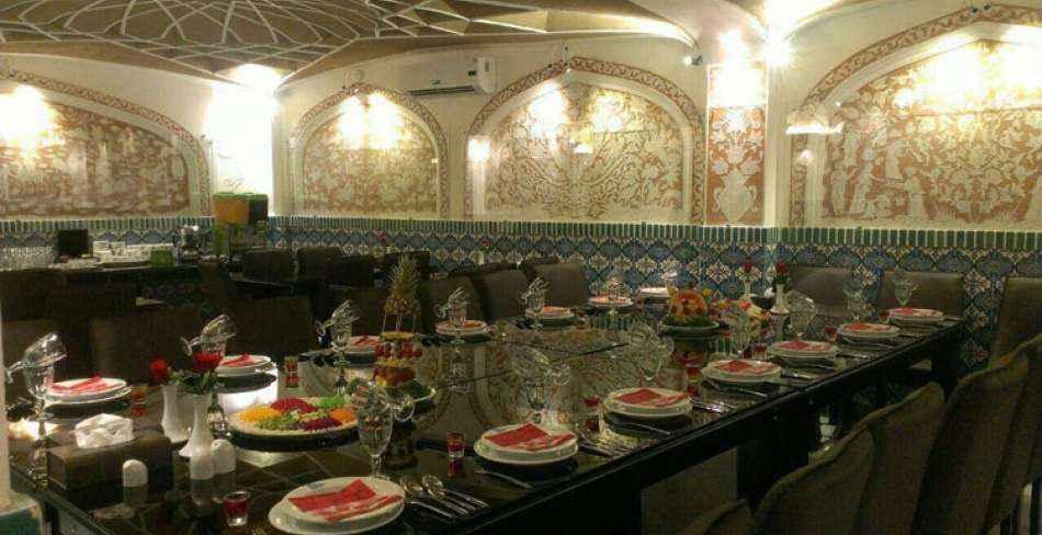 تور یزد هتل سنتی فاضلی یزد