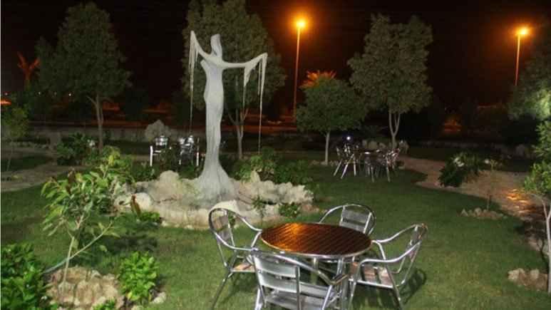 تور هوایی کیش هتل گاردنیا