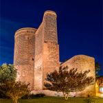 قلعه دختر باکو