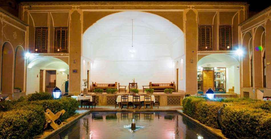 رزرواسیون هتل لاله یزد