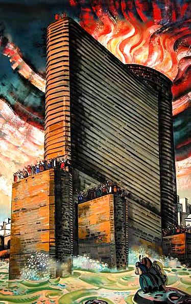 افسانه برج دختر باکو