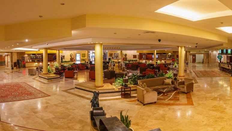 رزرواسیون هتل مارینا کیش