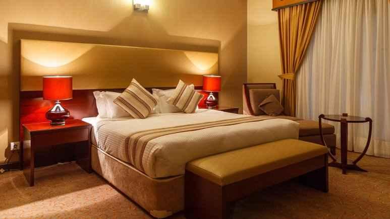 اقامت در هتل مارینا کیش