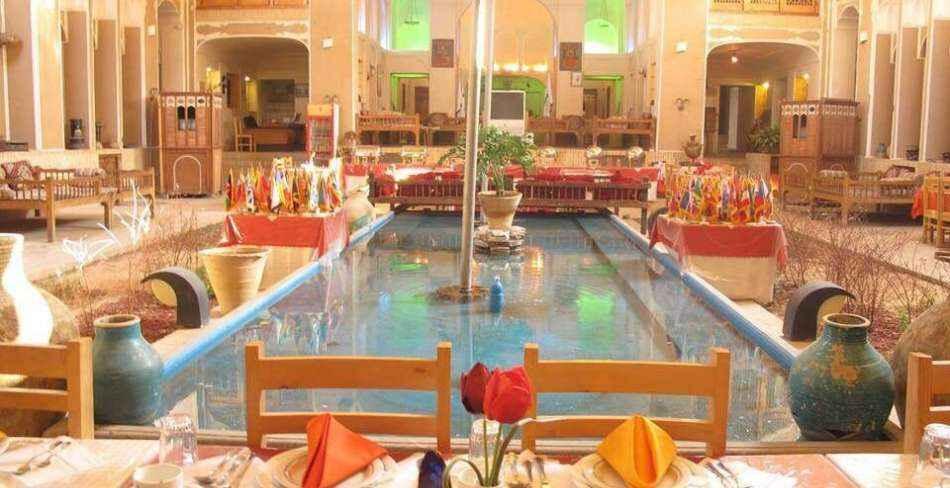 رزرواسیون هتل سنتی مهر یزد