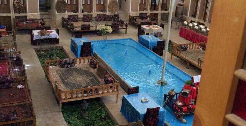 تور یزد هتل سنتی مهر یزد