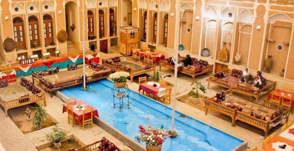 تور یزد هتل سنتی مهر