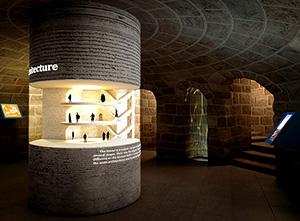 معماری برج دختر باکو