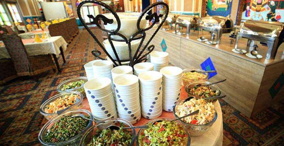 تور یزد هتل مشیرالممالک یزد