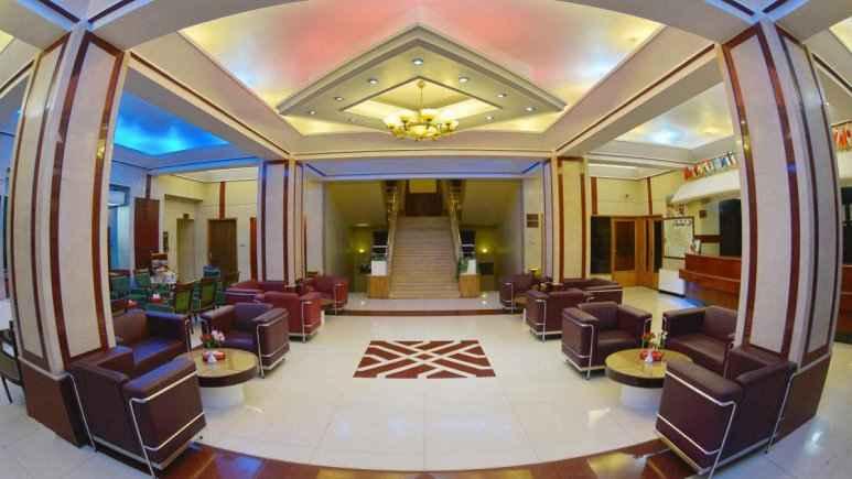 رزرواسیون هتل پارک سعدی شیراز