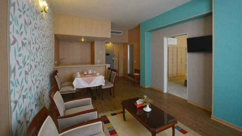 تور هوایی شیراز هتل پارک سعدی شیراز