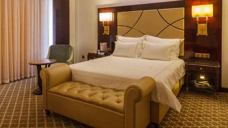 اقامت هتل شایان کیش