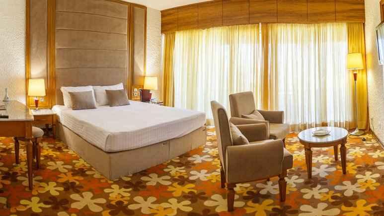 رزرواسیون هتل شایان کیش
