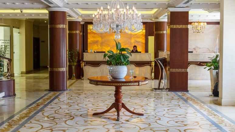 رزرواسیون هتل مریم کیش