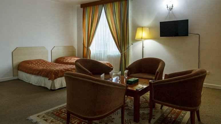 رزرو هتل سان رایز کیش