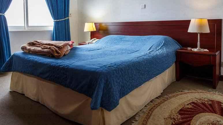 اقامت در هتل سان رایز کیش