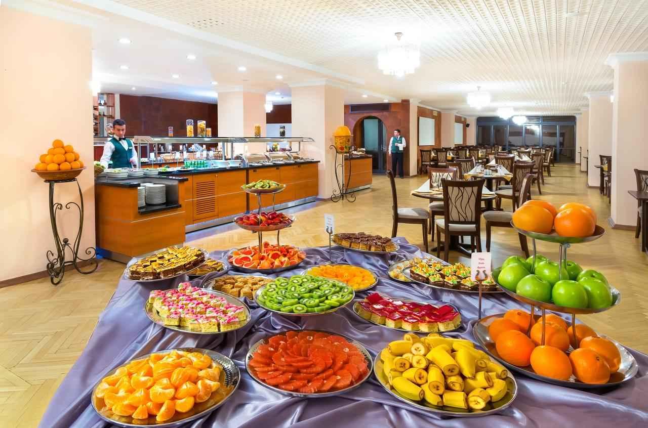 هتل آنی پلازا ارمنستان