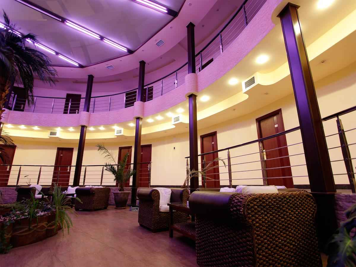هتل آکواتک ایروان