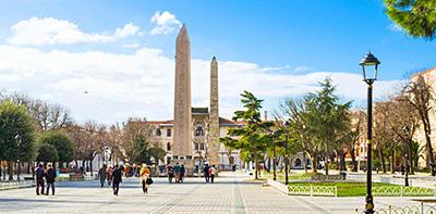 میدان اسب دوانی استانبول