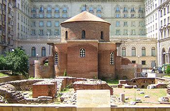 کلیسای سنت جرج بلغارستان