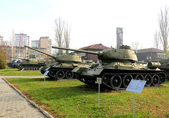 موزه ملی تاریخ نظامی