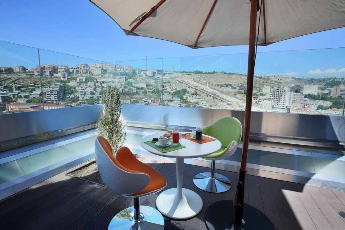 هتل اپرا سوئیت ارمنستان