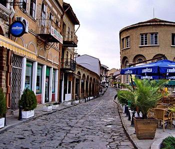 خیابان چارشیا