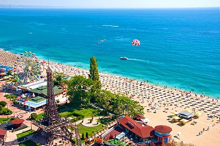 تور بلغارستان و سواحل طلایی