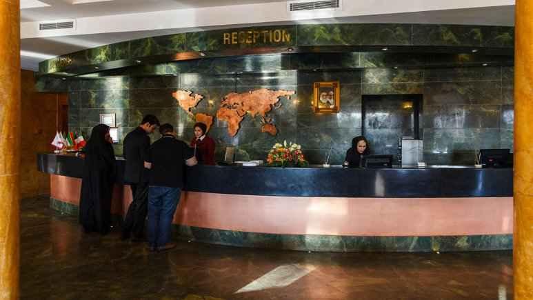 رزرواسیون هتل چمران شیراز