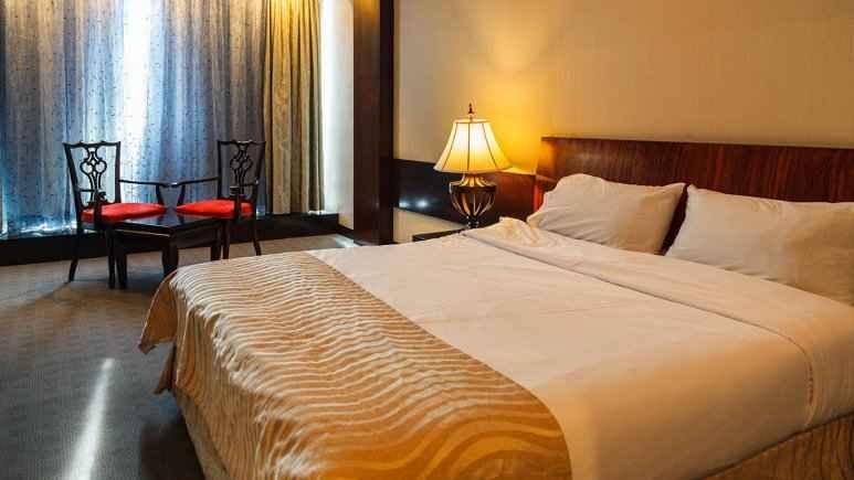 بهترین قیمت هتل شیراز هتل چمران