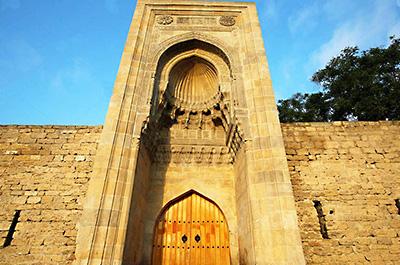 دروازه مراد باکو