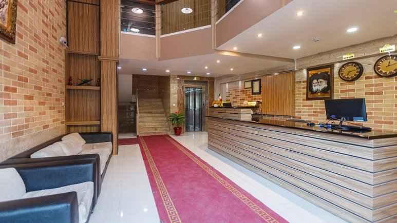 رزرواسیون هتل نصیرالملک شیراز