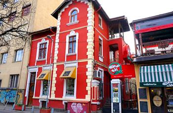 خانه سرخ صوفیا